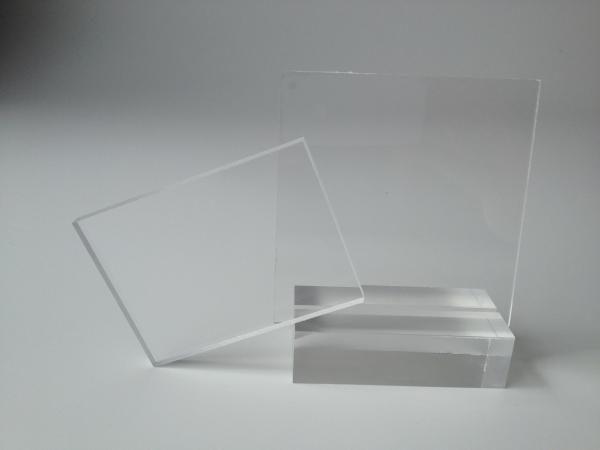 Plexiglas dual satin op maat