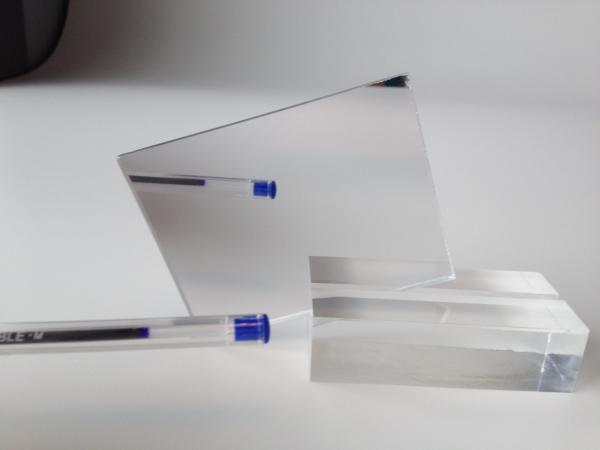 Plexiglas spiegel op maat